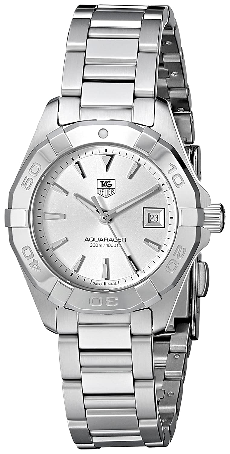 TAG Heuer Women s WAY1411.BA0920 Stainless Steel Bracelet Watch