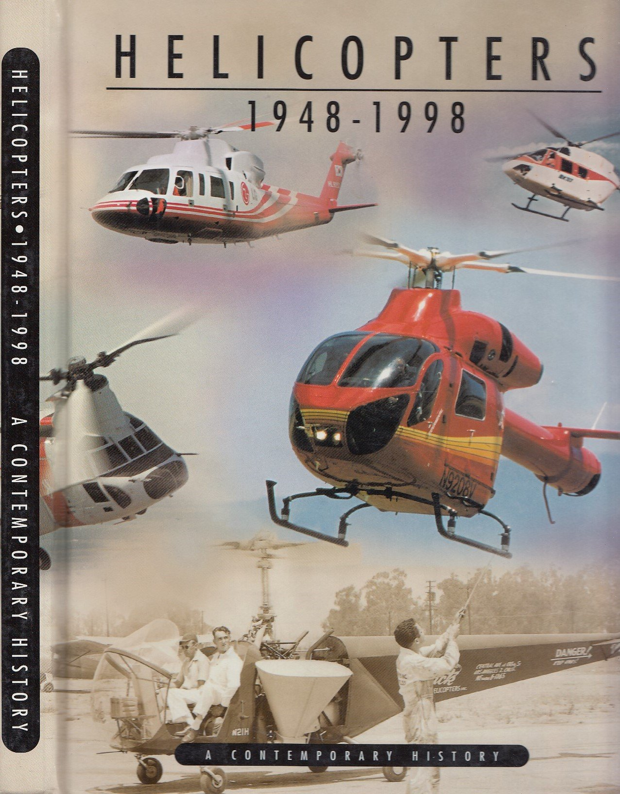 Helicopters, 1948-1998 : A Contemporary History