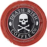 Death Wish Coffee Single Serve Capsules for Keurig K-Cup Brewers - 20 Count