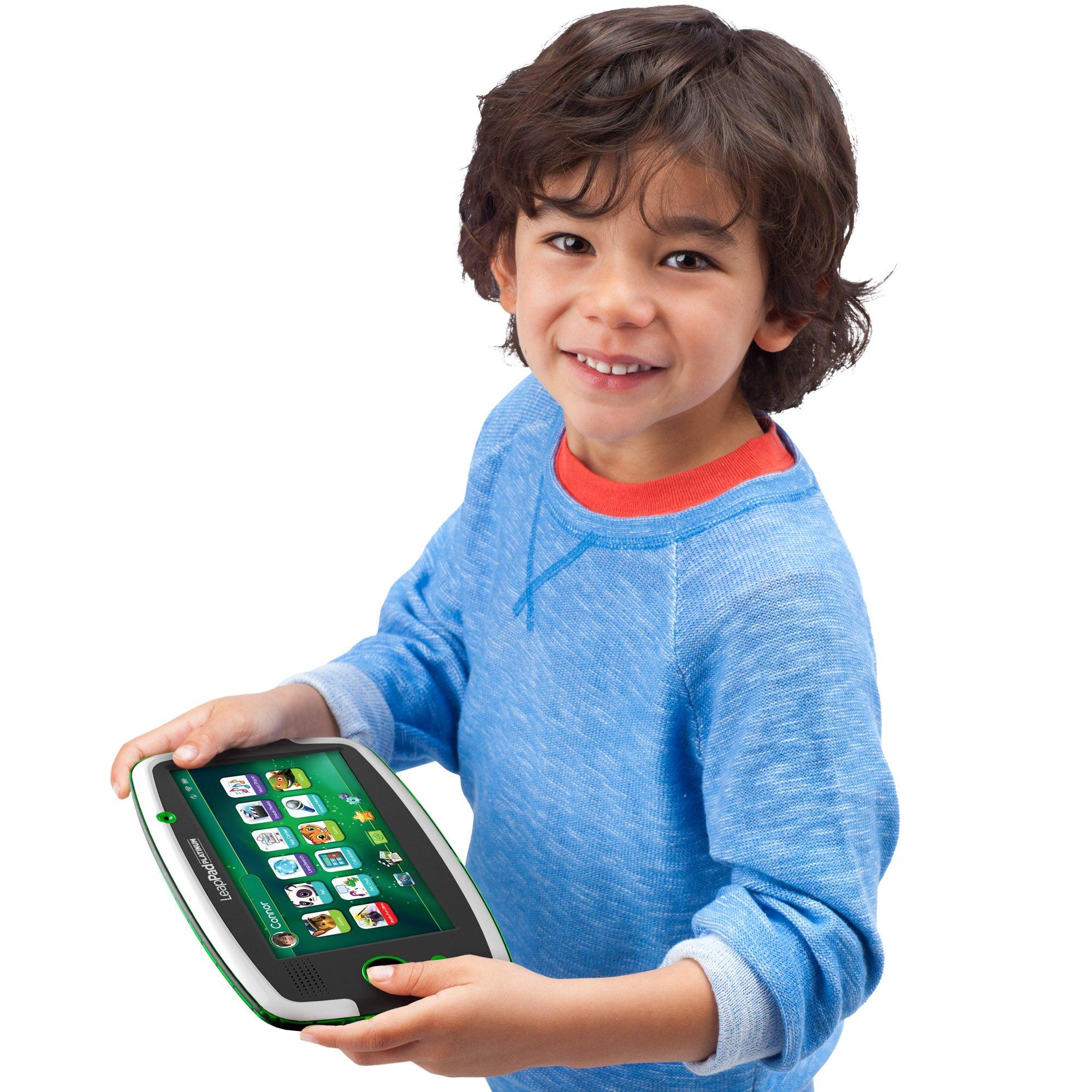 LeapFrog LeapPad Platinum Kids Learning Tablet, Green by LeapFrog. (Image #8)