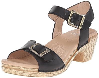 Amazon.com   Dansko Women s Matty   Heeled Sandals 7326f10faed2