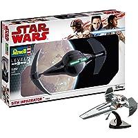 Revell- Sith Infiltrator Macheta Astronave Star Wars, 10