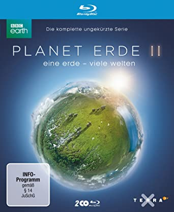Planet Erde II: Eine Erde - viele Welten [Blu-ray]: Amazon.de ...