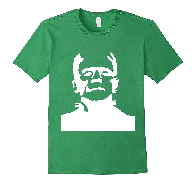 Frankenstein Outline T-Shirt-T-Shirt