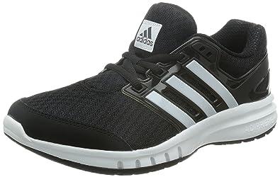 Adidas - Galaxy Elite W - B33783 - Color  Black-White - Size  5.5 ... b2fd0d971