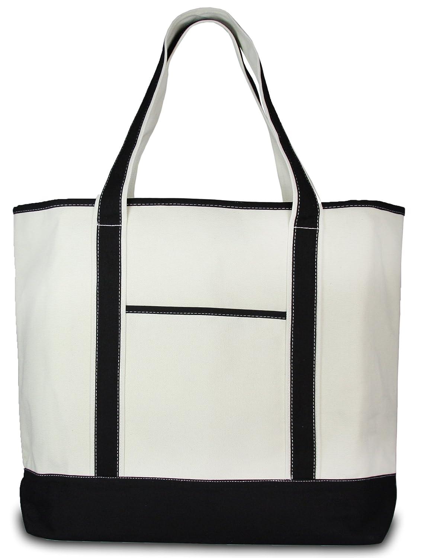 ab11da073bb50 Amazon.com  Deluxe Canvas Tote Bag