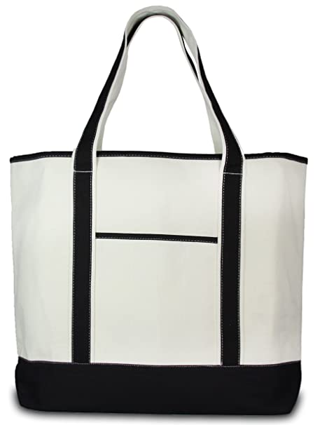 0e0d117e323 Deluxe Canvas Tote Bag