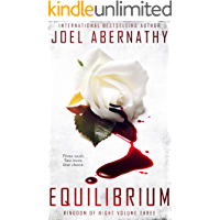 Equilibrium: A Gay Romantic Fantasy (Kingdom of Night Book 3) book cover