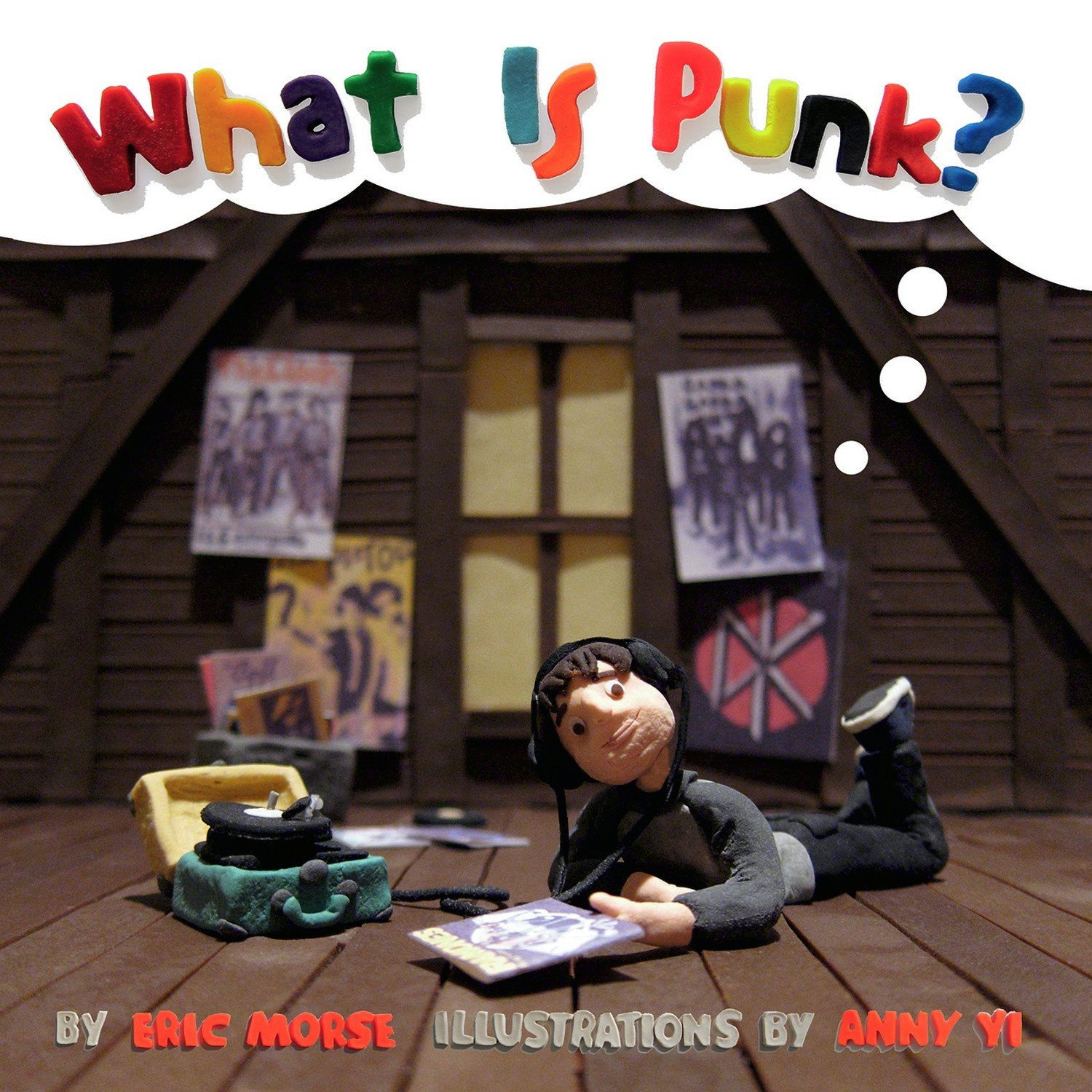 What Is Punk? by AKASHIC
