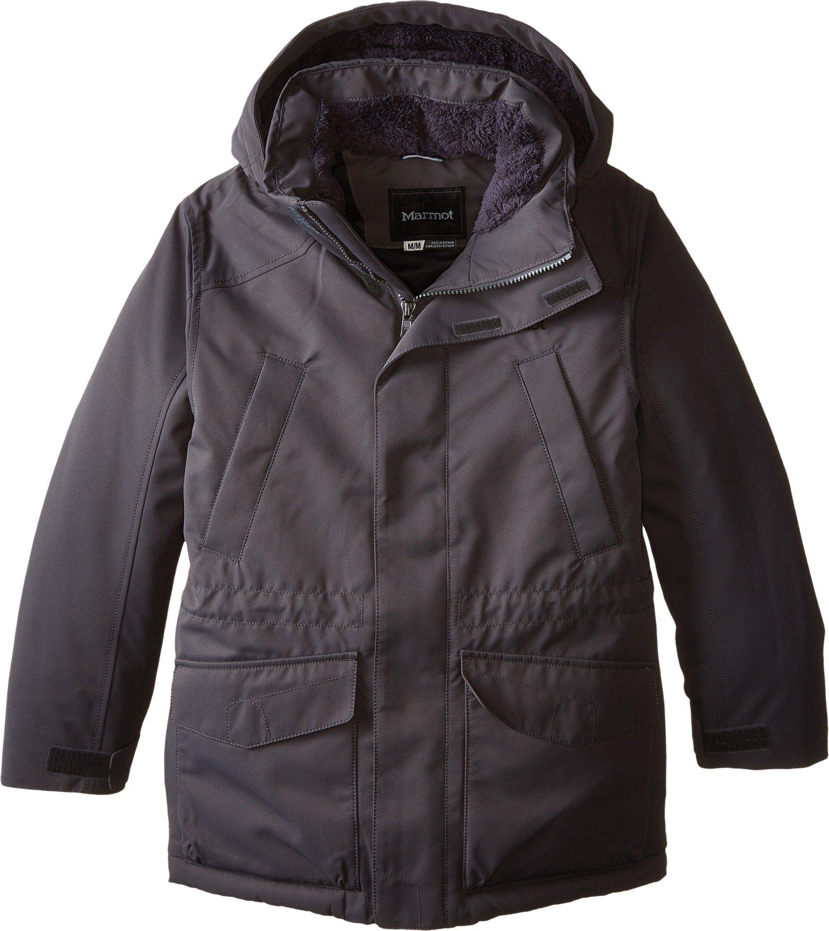 Marmot Kids Boy's Boy's Bridgeport Jacket (Little Kids/Big Kids) Slate Grey Medium by Marmot