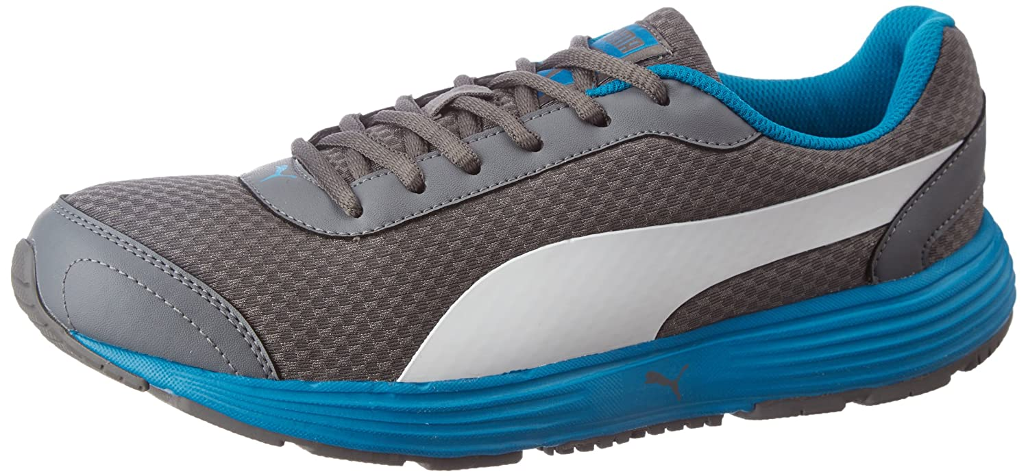 buy online f67ae a2b07 Puma Men s Reef Fashion Dp Running Shoes  Buy Online at Low Prices in India  - Amazon.in