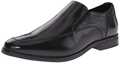 Rockport Men's Style Purpose Moc Slip-On Black 8 W (EE)-8