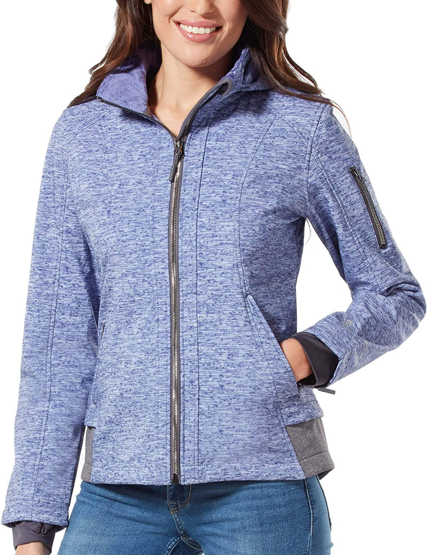 Womens Plus Size Nova Super Softshell Jacket