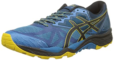 Amazon.com | ASICS Gel-Fujitrabuco 6 Mens Running Trainers T7E4N Sneakers Shoes | Road Running
