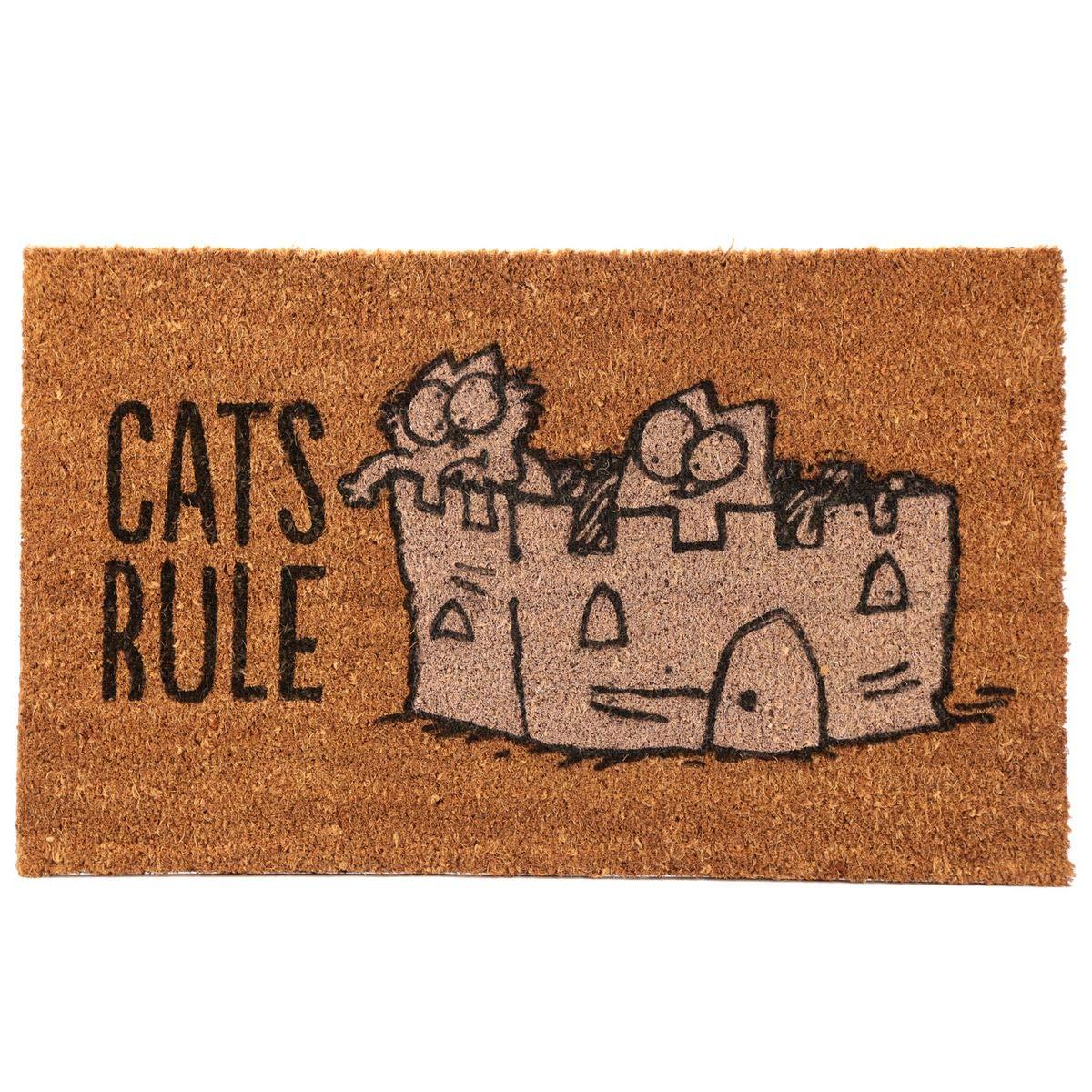 Simon's Cat - Fußmatte aus Kokosfaser