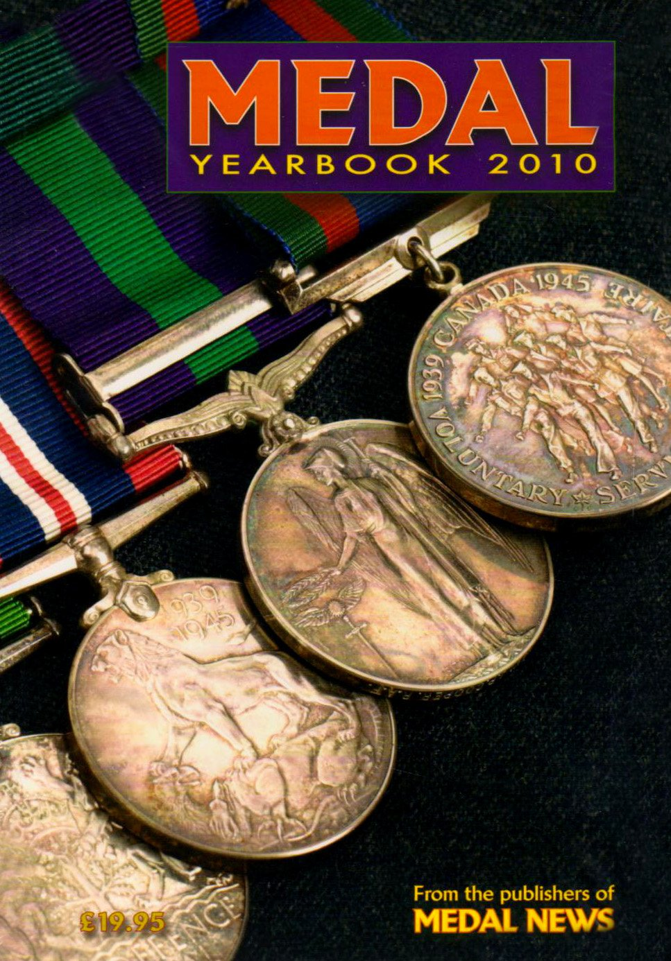 Medal Yearbook 2010