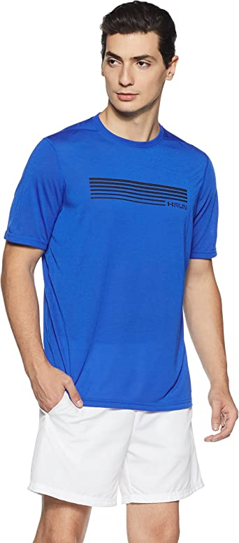 Under Armour Run Track Graphic T-Shirt Homme