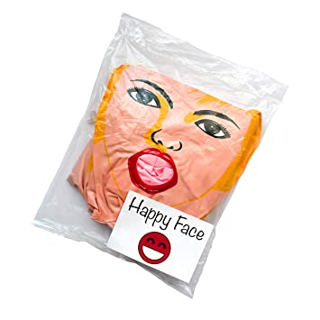 Happy Face - Muñeca Hinchable para Despedidas de Soltero o ...