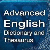 Advanced English Dictionary & Thesaurus