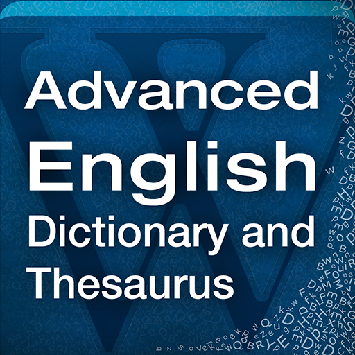 Advanced English Dictionary & Thesaurus ()