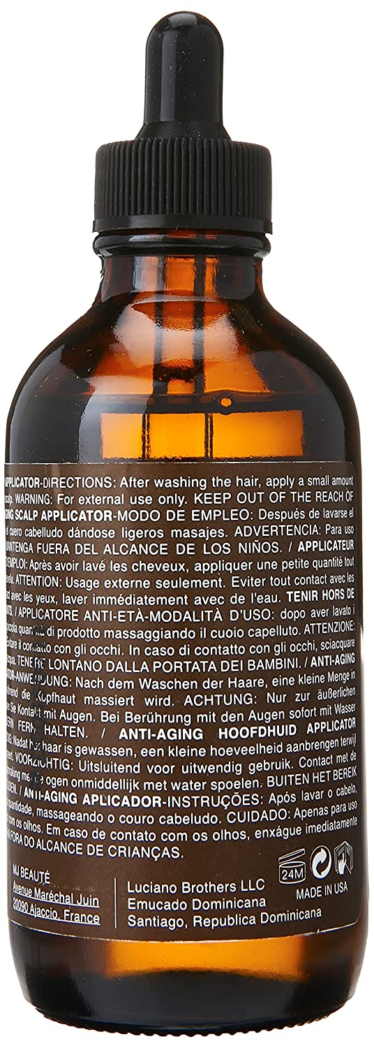 Dominican Magic Anti-Aging Scalp Applicator, 4.4 Fluid Ounce