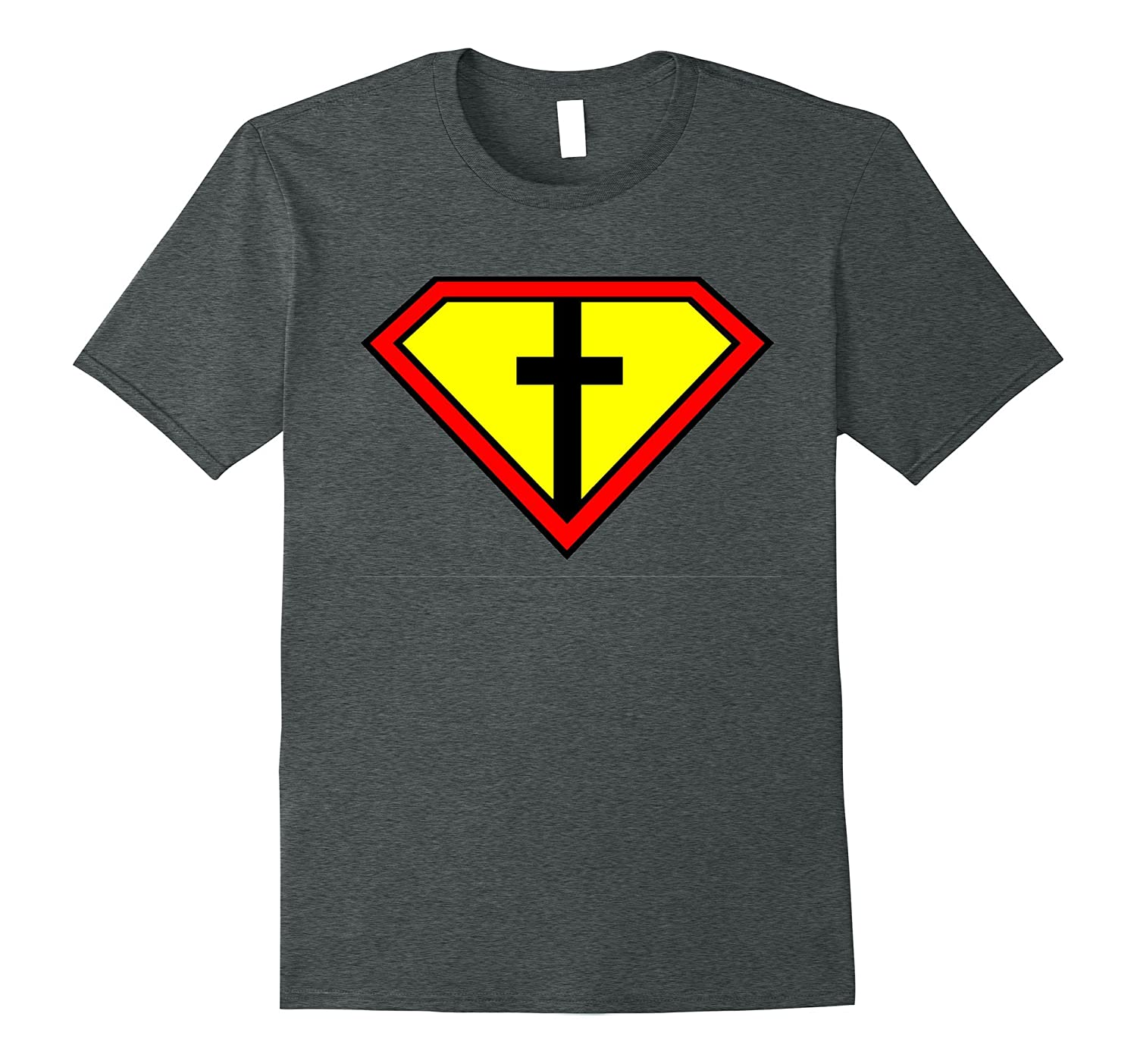 Team Jesus Superhero Logo Shirt