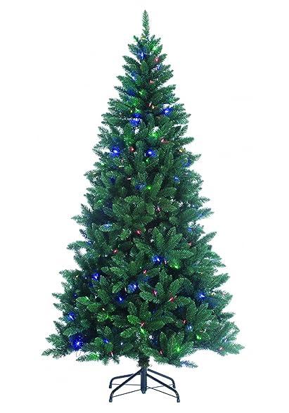 pre lit led westwood pine artificial christmas tree - Pre Lit Led Christmas Tree