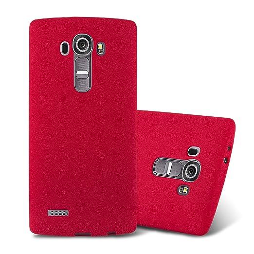 12 opinioni per Cadorabo- Custodia 'Frost' de silicone TPU con colori opachi per LG G4 super