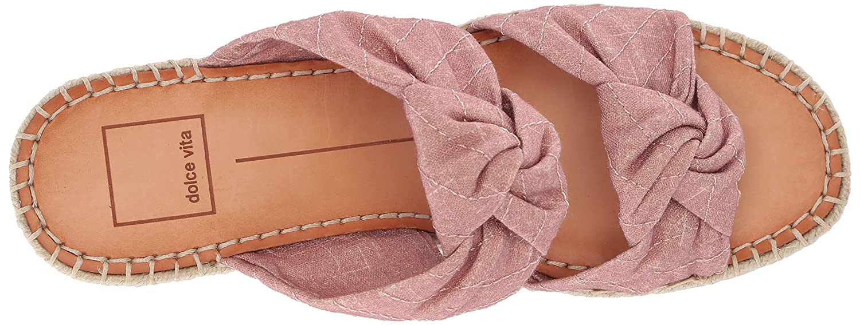 63ea7cb1003 Amazon.com  Dolce Vita Women s Lera Espadrille Wedge Sandal  Shoes
