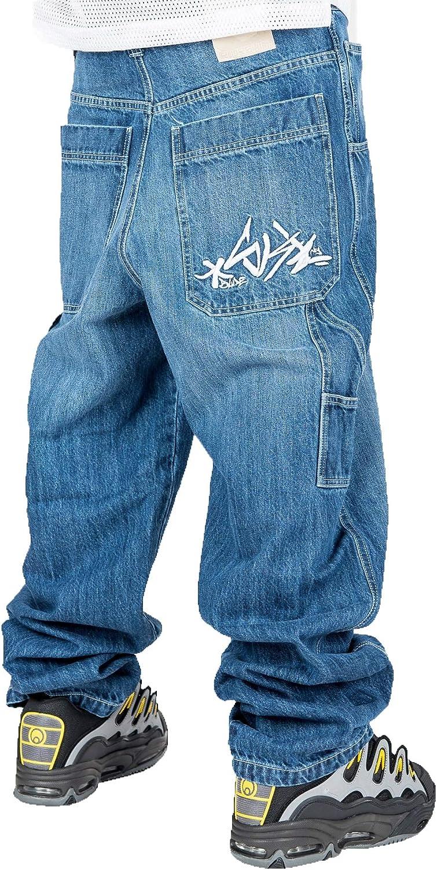 The Blueskin Jeans THEBLUESKIN Skate Baggy Rap Hip Hop