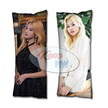 Cosplay-FTW Twice Summer Night Jihyo Body Pillow