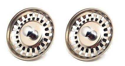 DigitalTech® - Pack de 2 coladores rejilla universal para ...