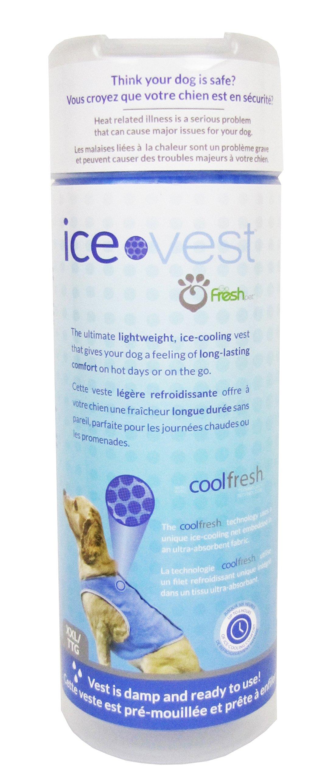 Go Fresh Pet Ice Vest Cooling Vest for dogs (M)