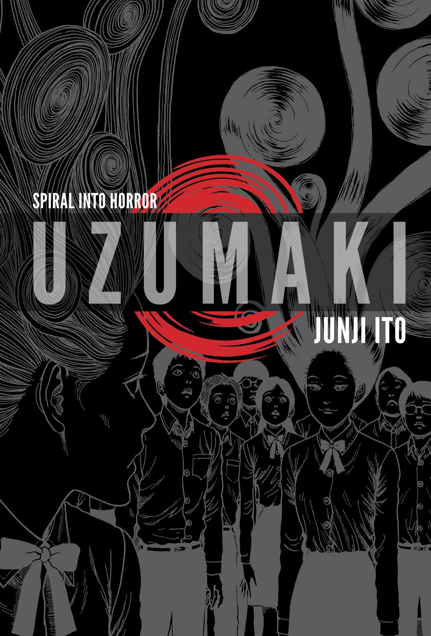 Image result for uzumaki ito cover
