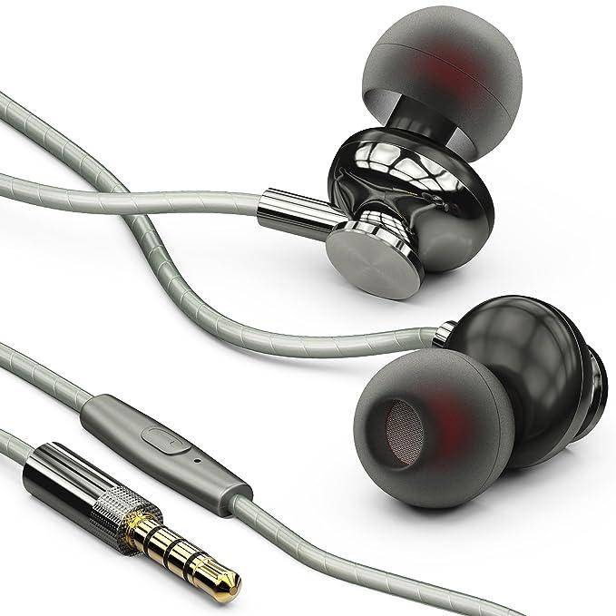 1 opinioni per Cuffie langsdom® In Ear con controllo del volume + microfono per Apple iOS e