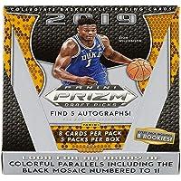 $289 » 2019-20 Panini Prizm Draft Picks Basketball Factory Sealed Hobby Box