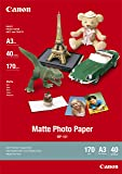 Canon A3 Matte Photo Paper 40 Shts - MP 101