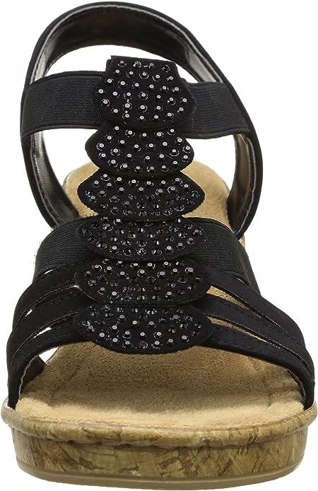 Sandales femme Rieker 69702//00