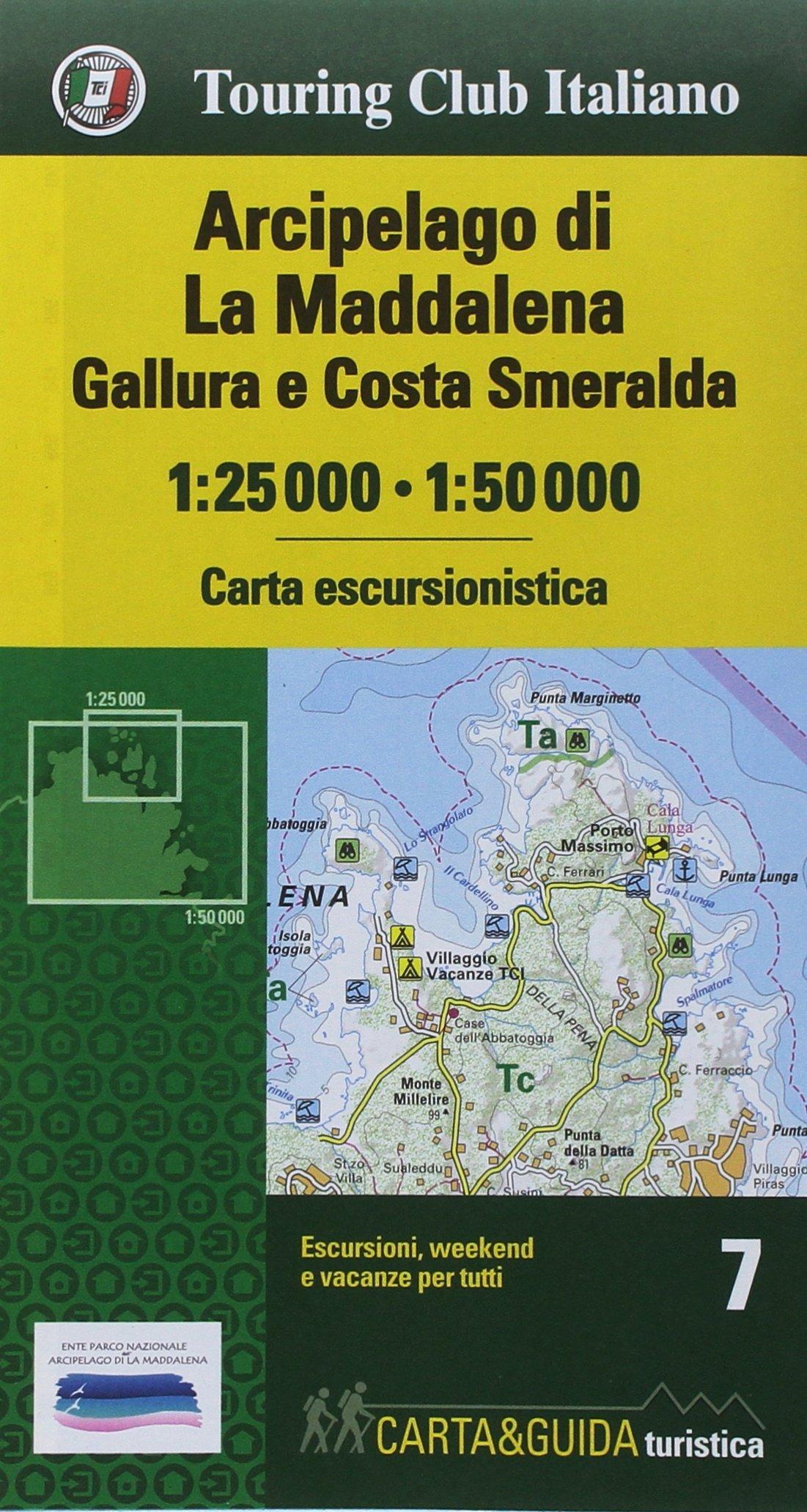 Cartina Stradale Sardegna Aggiornata