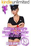 Officer Cindy's Naughty Speeder (Futa Cop's Wild Wish 1): (A Futa-on-Female, Public, Spanking, Hot WIfe, Fairy Erotica)