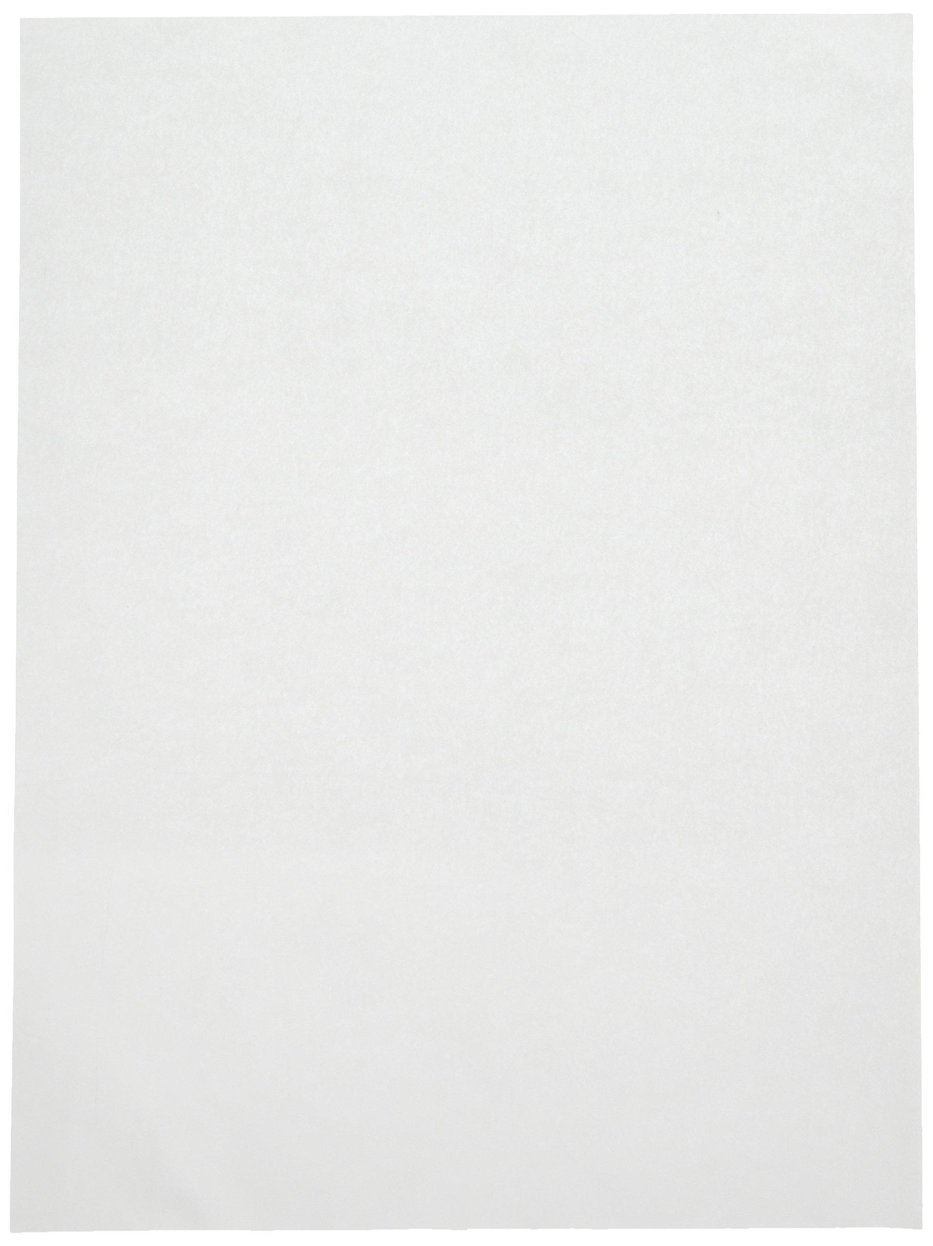 2dayShip Premium Quilon Parchmet Paper Baking Sheets, Pan liner, White, 12 X 16, 300 Count