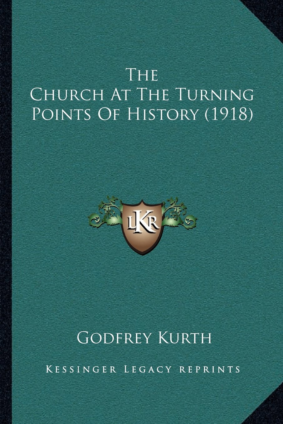 Download The Church At The Turning Points Of History (1918) ebook