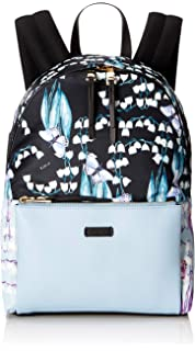 46fcc56c2d48 Amazon.com | Furla Women's Giudecca Black Leather Small Backpack ...