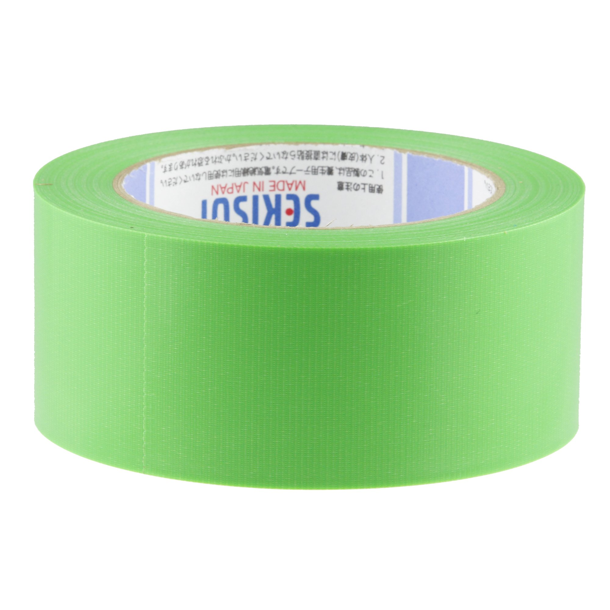 Sekisui Chemical curing tape spud light tape No.733 Green width 50mm × length 50m winding 1 box (Vol. 30 pieces)