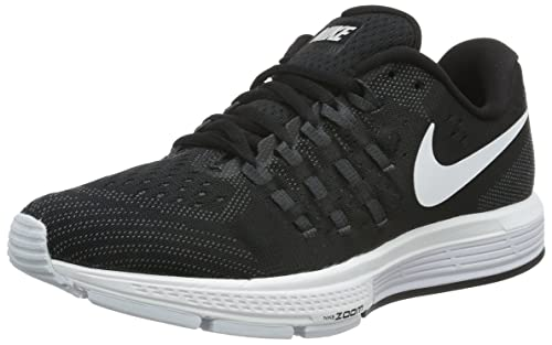 Nike Air Zoom Vomero 11, Women's Competition Running Shoes, Black  (Schwarz/Anthrazit