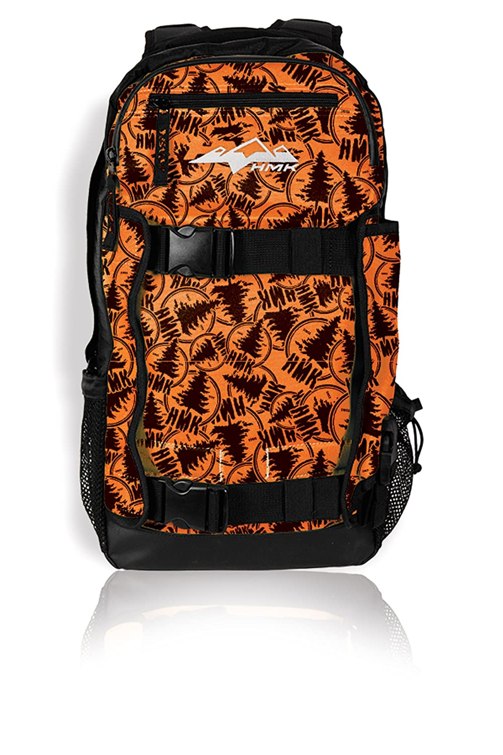 HMK (HM4PACK2FG) Green/Green One Size Backcountry II Pack