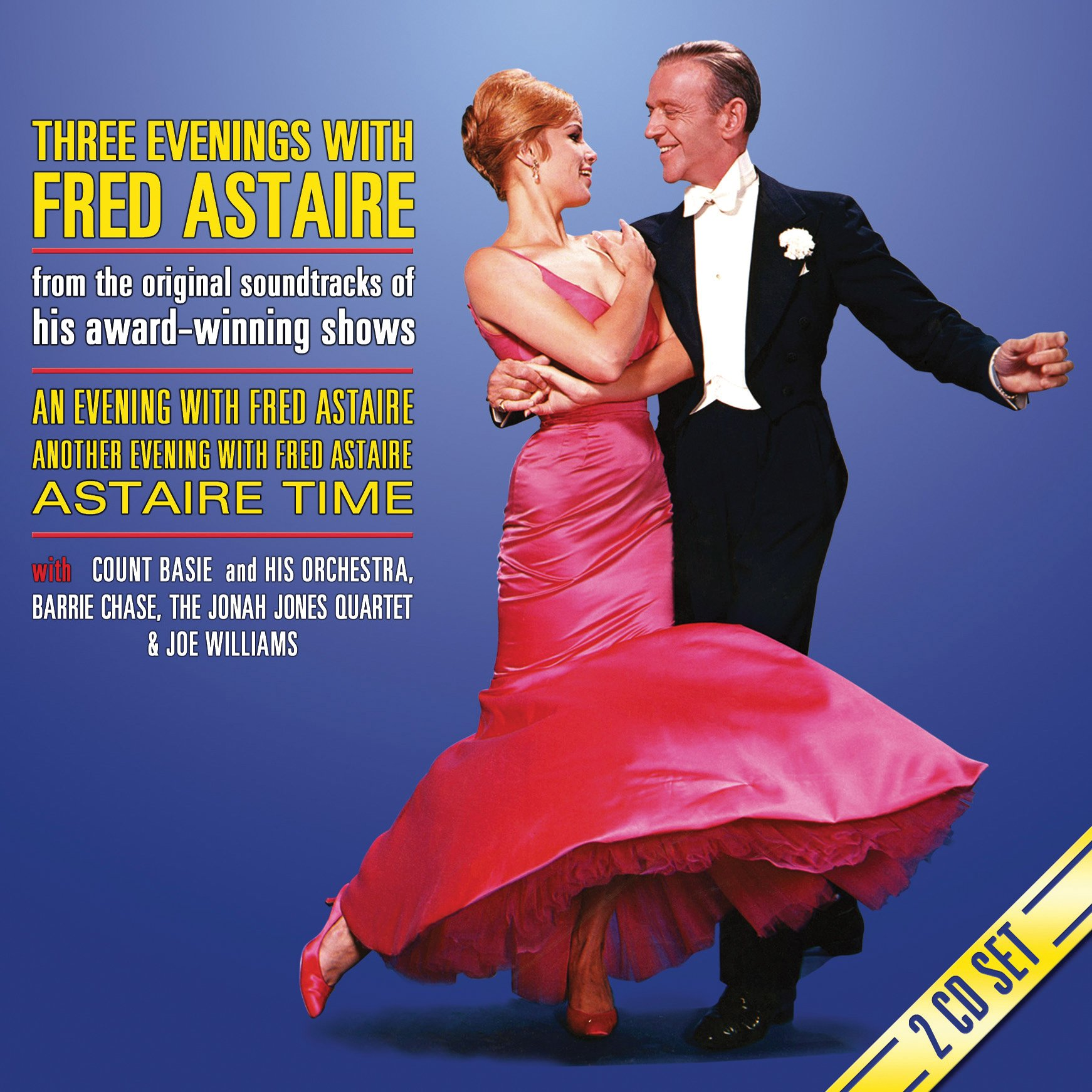 Fred Astaire - Three Evenings With Fred Astaire (2PC)