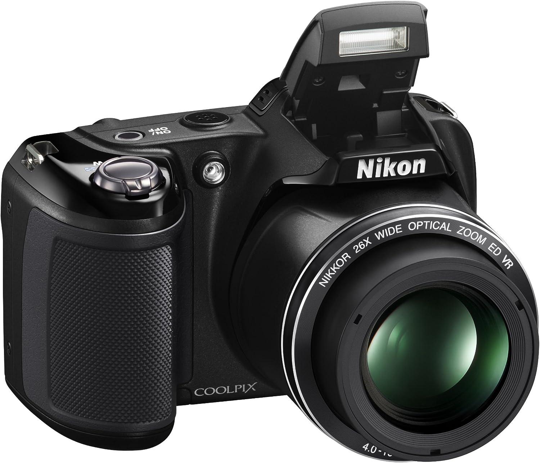 Nikon Coolpix L330 - Cámara compacta de 20.2 MP (Pantalla de 3 ...