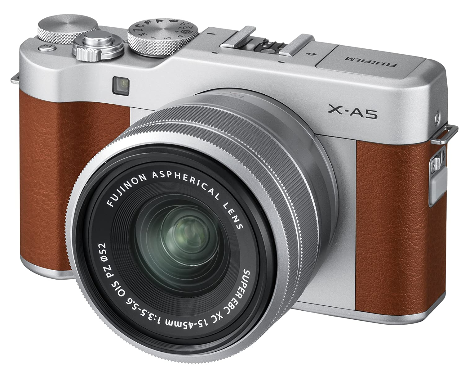 1- Best Cameras for Blogging - Fujifilm X-A5