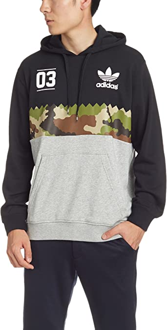 adidas Serrated Hoody Men's Sweatshirt